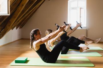 Body Balance Pilates Kurs Memmingen