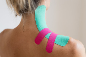 Kinesio Tape oder Medical Tape