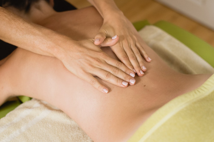 Klassische Massage-Therapie
